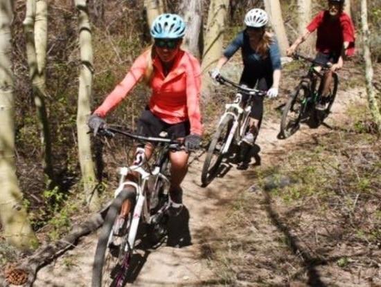 bike rentals in mammoth lakes ca trail