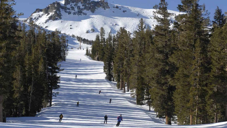 Best Beginner Run on Mammoth Mountain