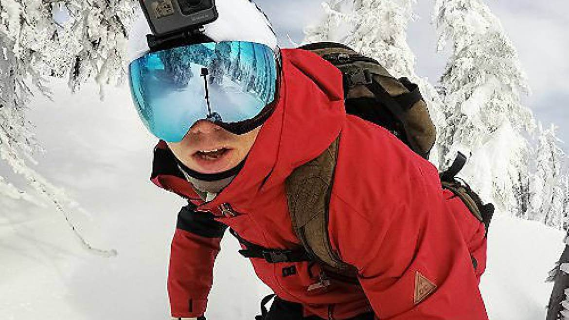 Play In The Snow With The New GoPro