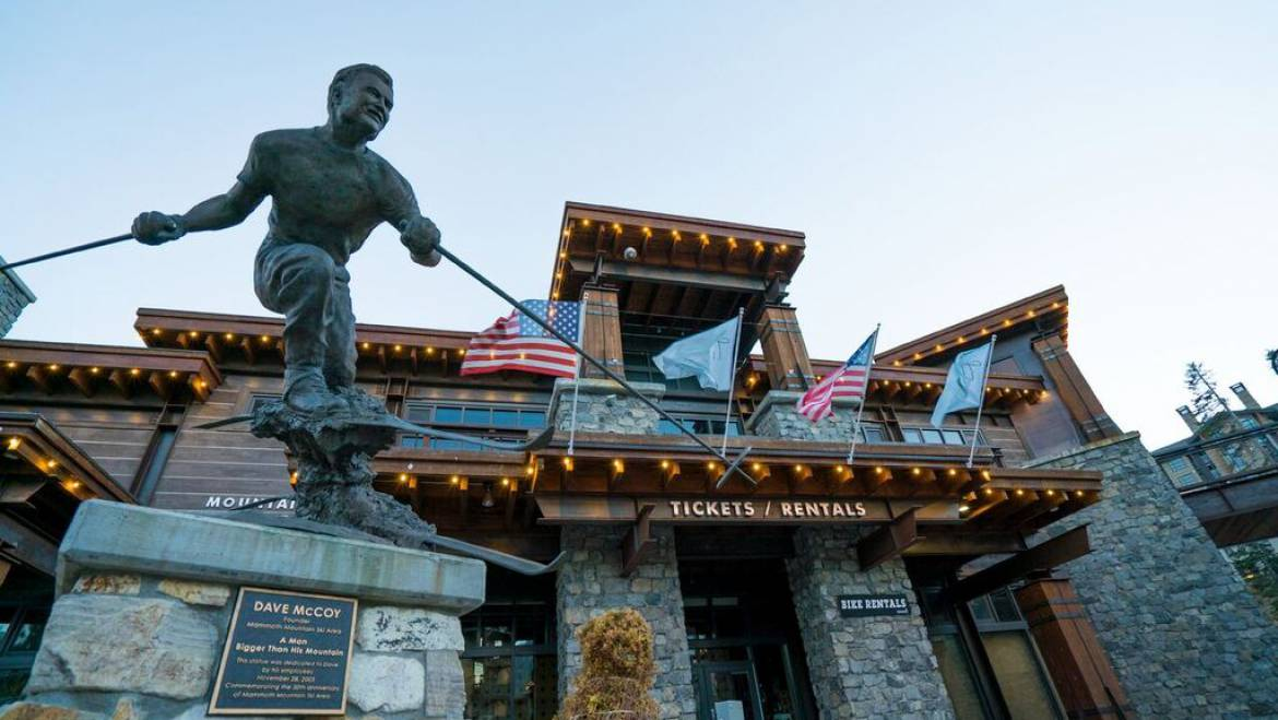 The History of Mammoth Mountain and its Founder Dave McCoy