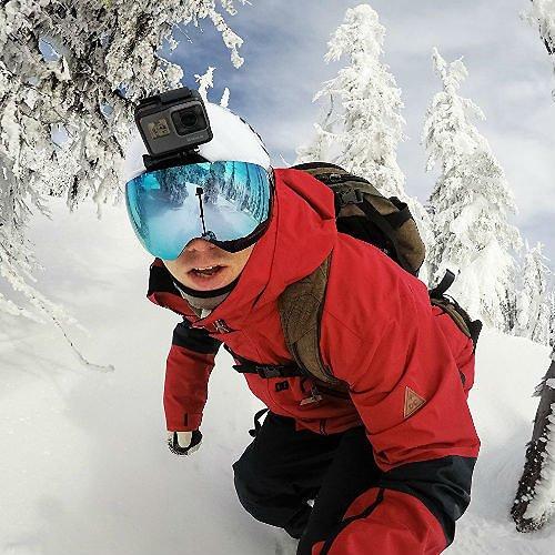 mammoth mountain snowboard rentals GoPro