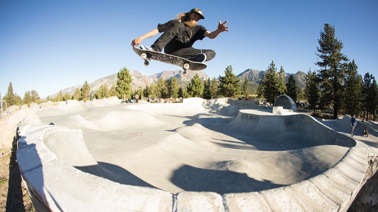 mammoth ski equipment rentals Skatepark