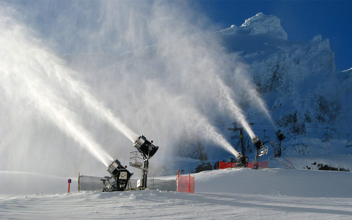 rent snowboard gear mammoth Making Snow