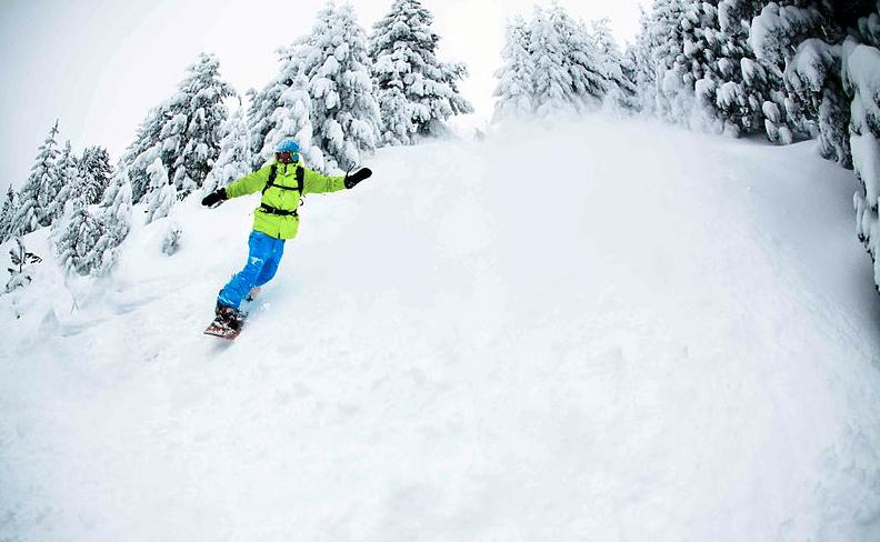 rent snowboard gear mammoth