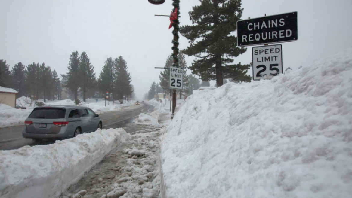 Current Road Conditions at Mammoth Mountain