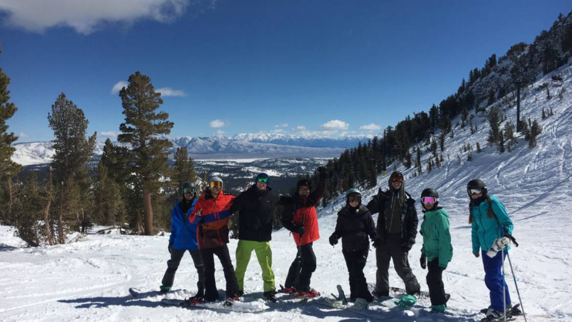 Corporate Patagonia Crew Takes Over Mammoth Mountain