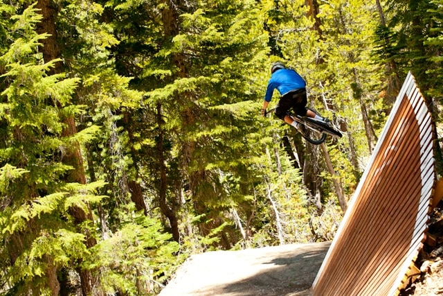 Top 5 Mountain Biking Trails at Mammoth Mountain. Photo by The Ski Channel