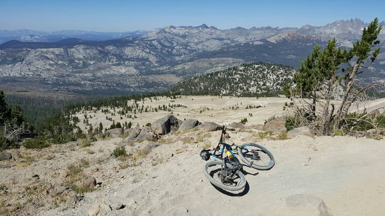 Off The Top Trail Has The Best View of Mammoth Mountain Photo by Arsenaluk (Aug 2016)