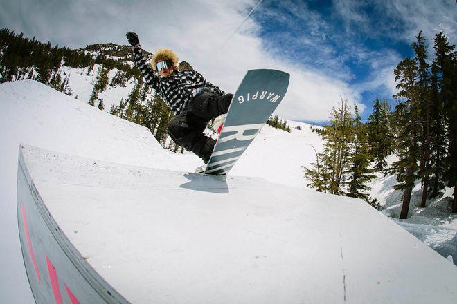 Mammoth Snowboard Rentals