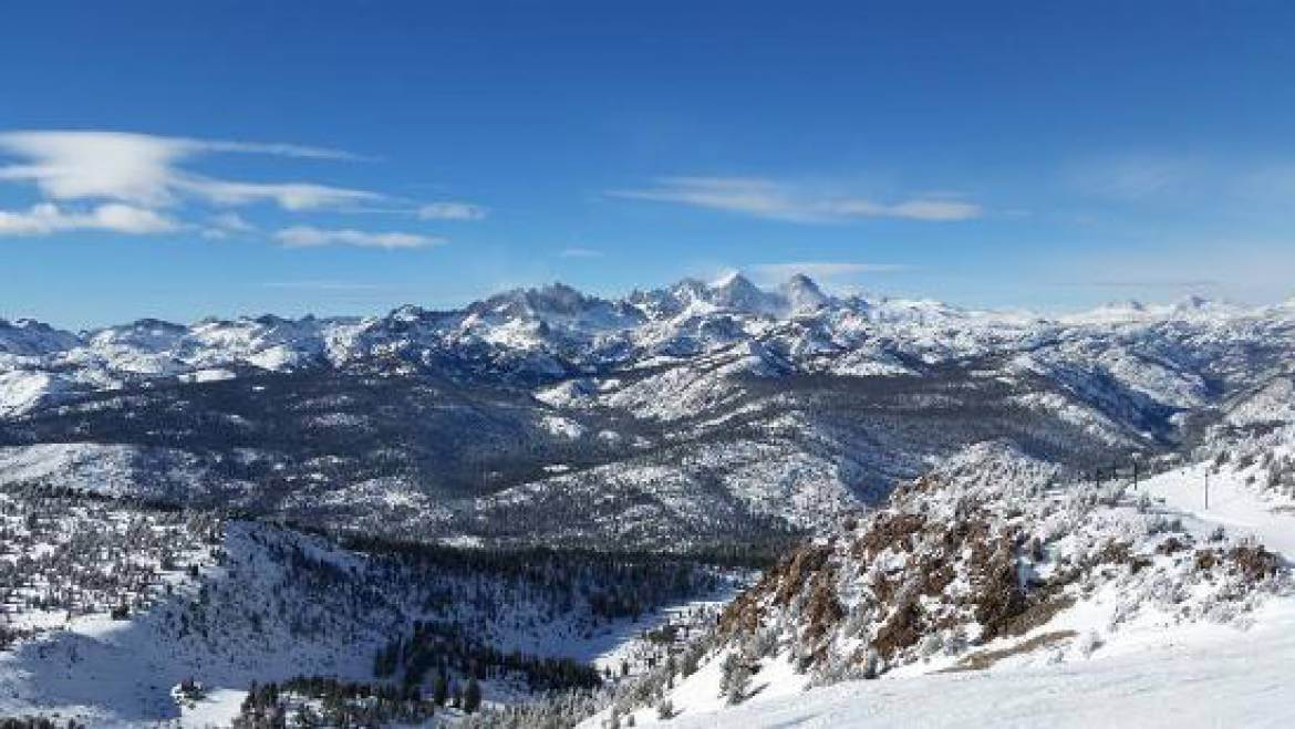 Your Guide to Mammoth Mountain's Backside