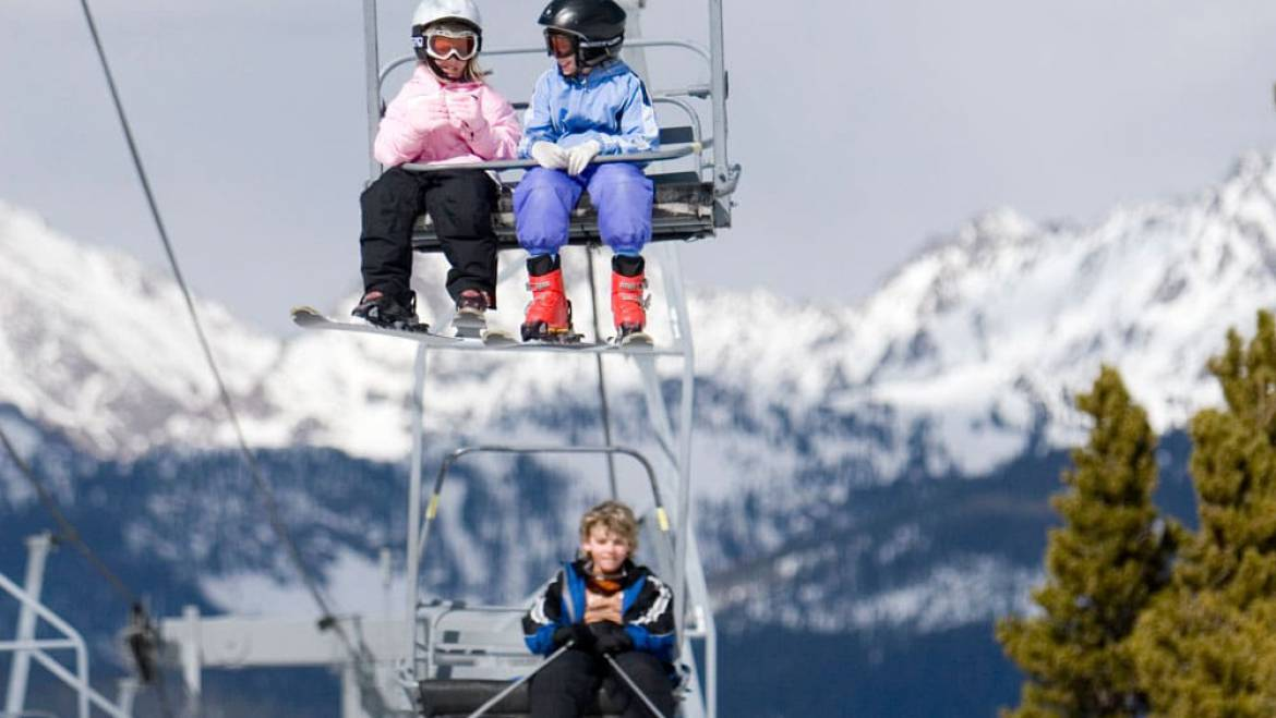 Mammoth Mountain Trails and Lifts for Young Children