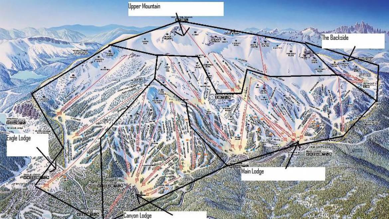 Mammoth Mountain Terrain Park Guide