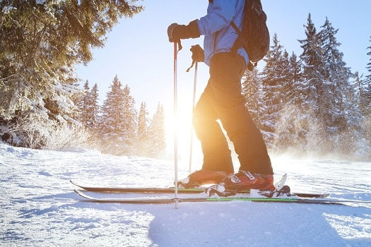 Is It Learn Skiing or Snowboarding Easier in MAMMOTH LAKES, CA