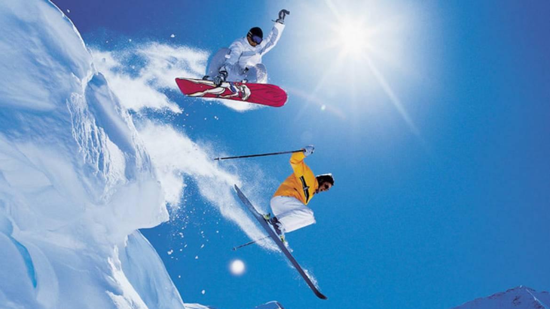 National Snowboard Ski Day