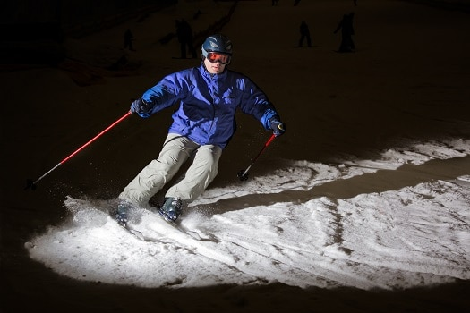 Ways for Safe Night Skiing in Mammoth Lakes, CA
