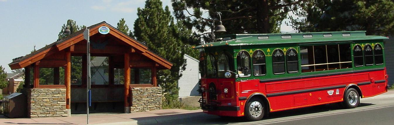 mammoth public transportation