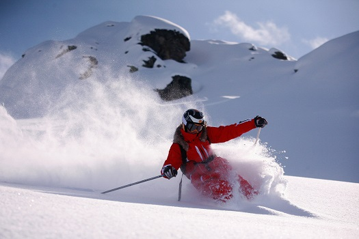 Powder Skiing Tips in Mammoth Lakes, CA
