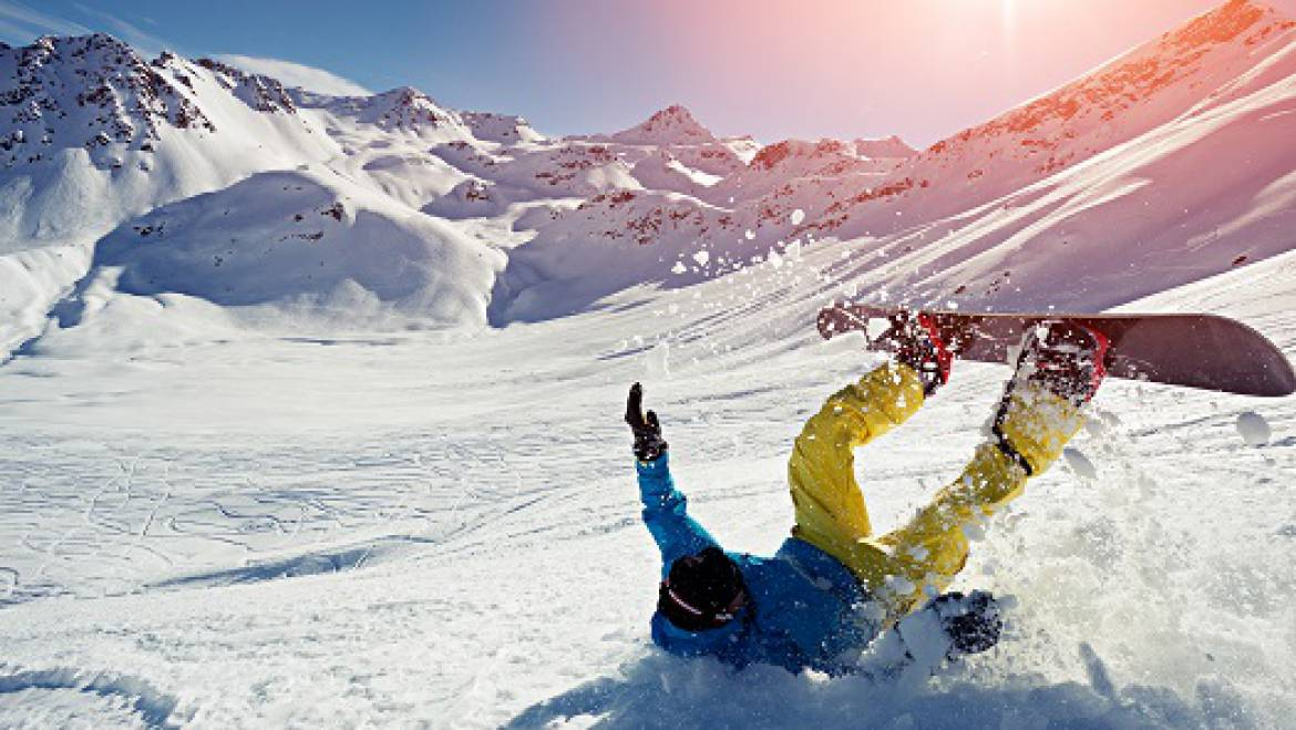 Major Injuries Among Snowboarders & How to Prevent Them in Mammoth Lakes, CA
