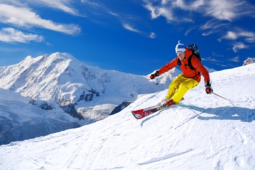Safety Measures for Skiing Moguls in Mammoth Lakes, CA