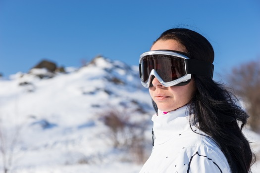 How to Prevent & Treat Snow Blindness in Mammoth Lakes, CA
