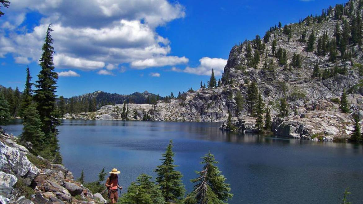 mammoth lakes hiking trails