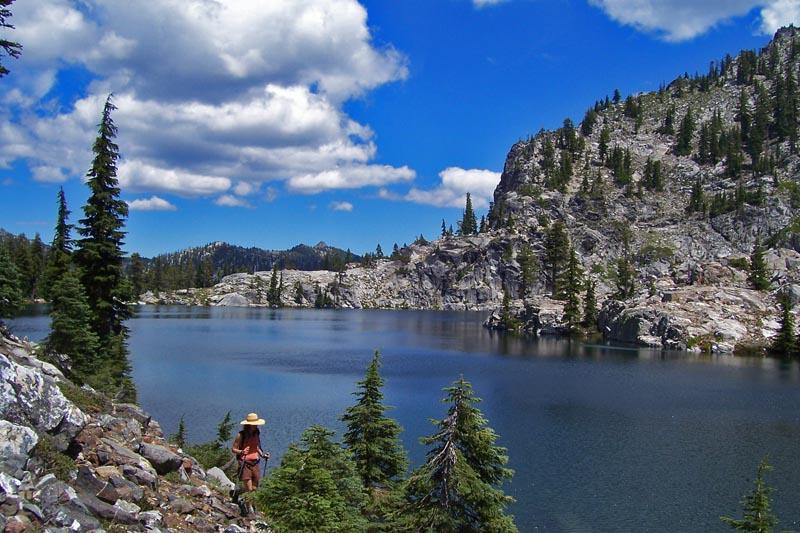 mammoth lakes hiking trails