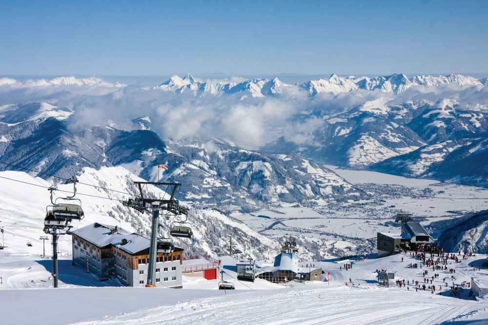 mammoth ski resorts