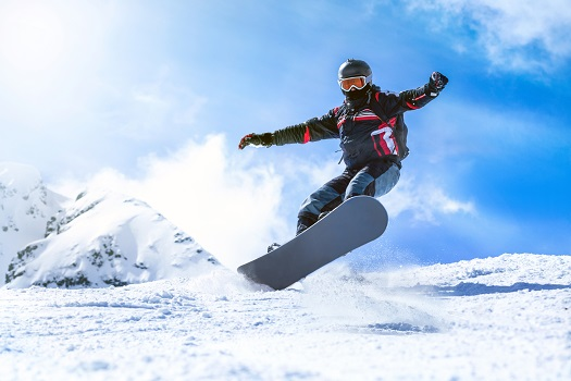 Snowboarder Tips That are Advanced in Mammoth Lakes, CA