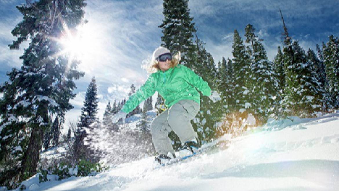 Find if You Snowboard Regular or Goofy in Mammoth Lakes, CA