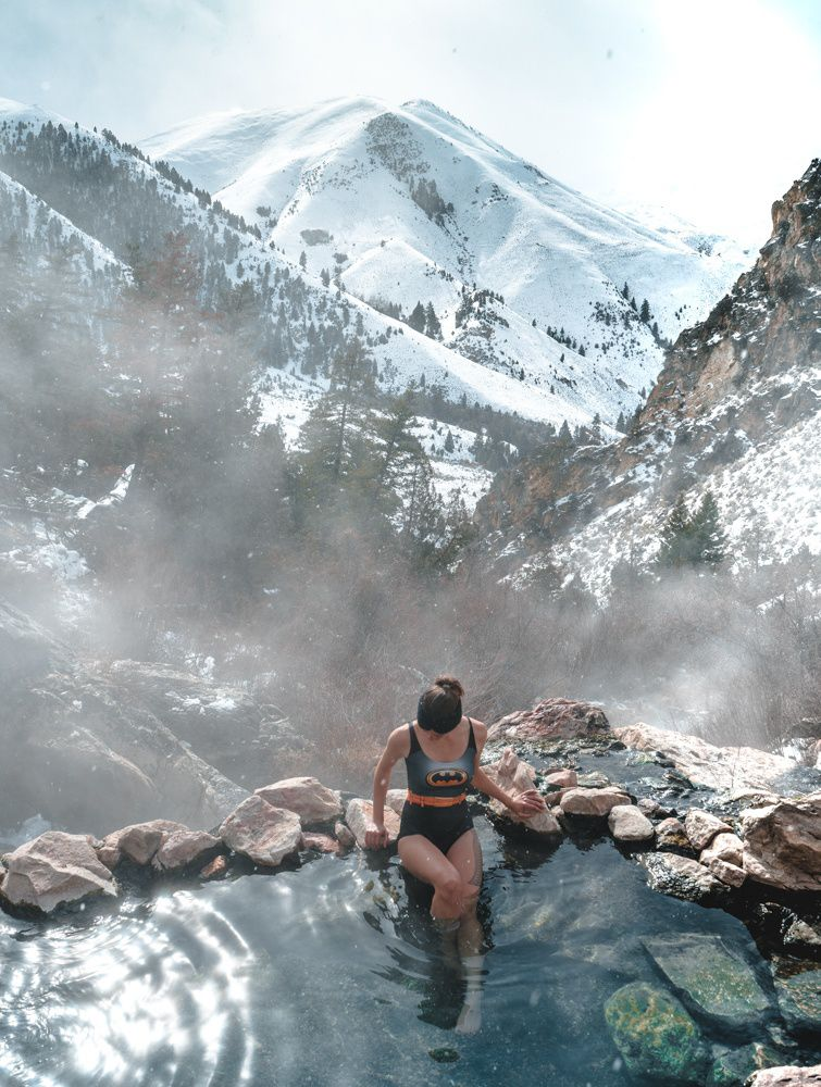 The Best Hot Springs Near Mammoth Lakes