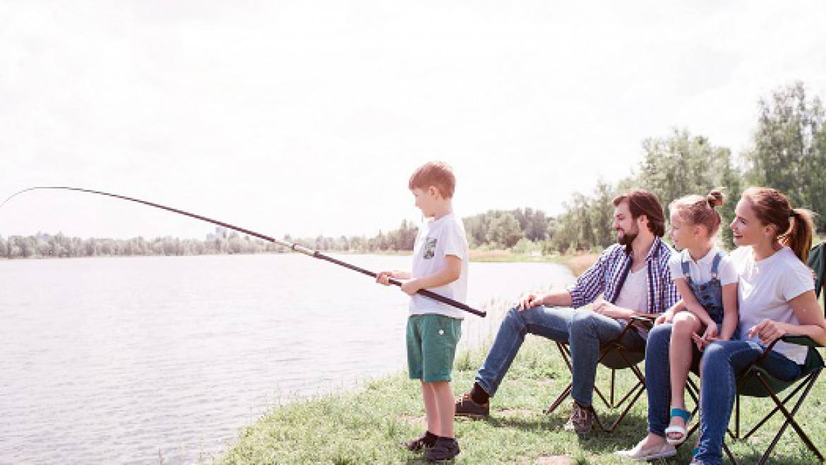 How to Fish Safely with Children in Mammoth Lakes, CA