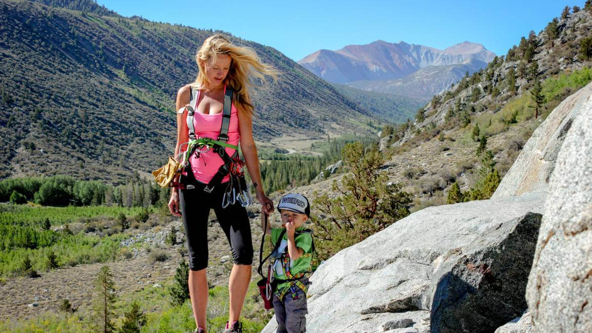 backpacking in mammoth lakes