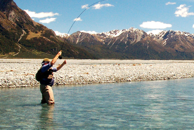 places to fly fish in mammoth