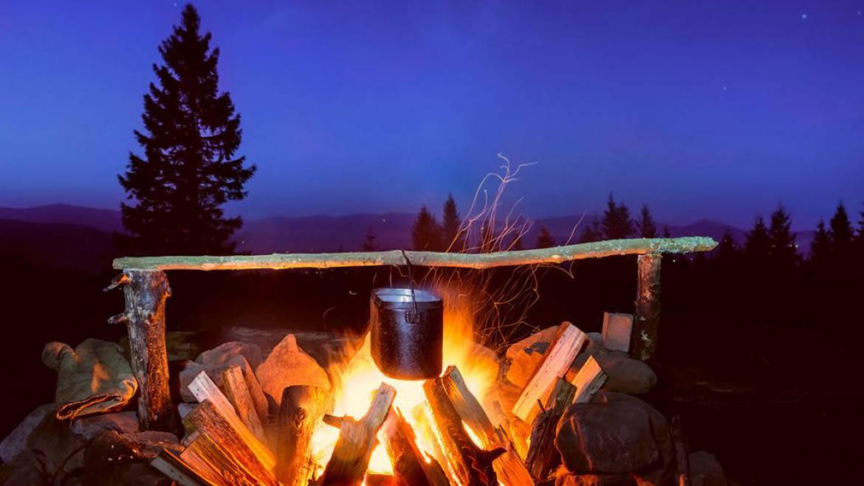 camping tips mammoth