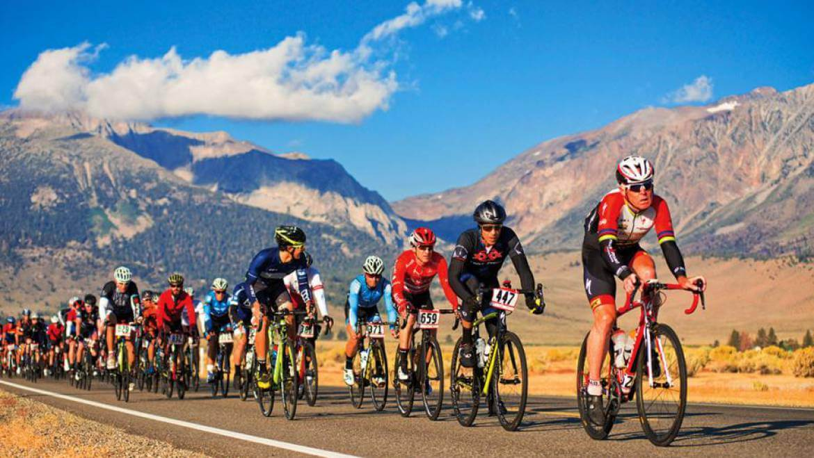 Road Cycling in mammoth lakes