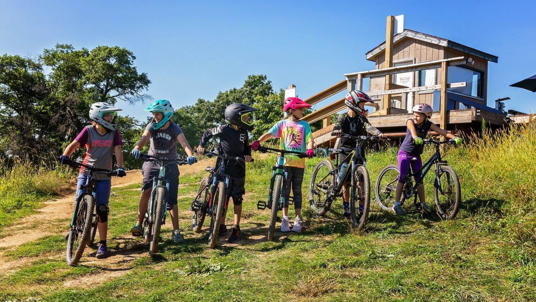 kids mountain bike rentals