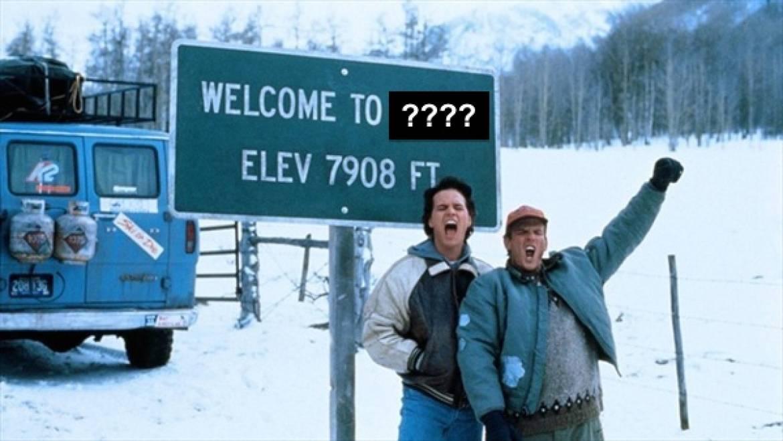 mammoth ski town