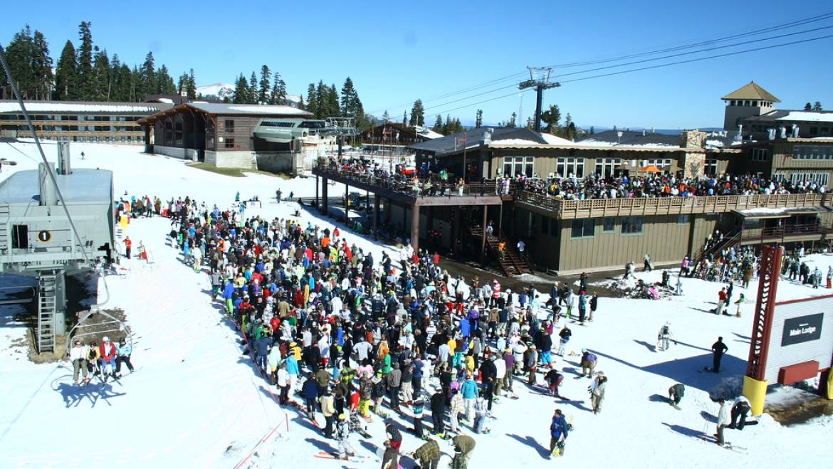 opening day mammoth mountain