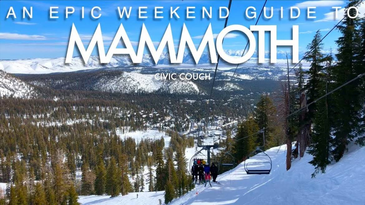 what to do in mammoth lakes