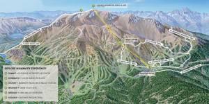 Mammoth Mountain Hiking Trails lr