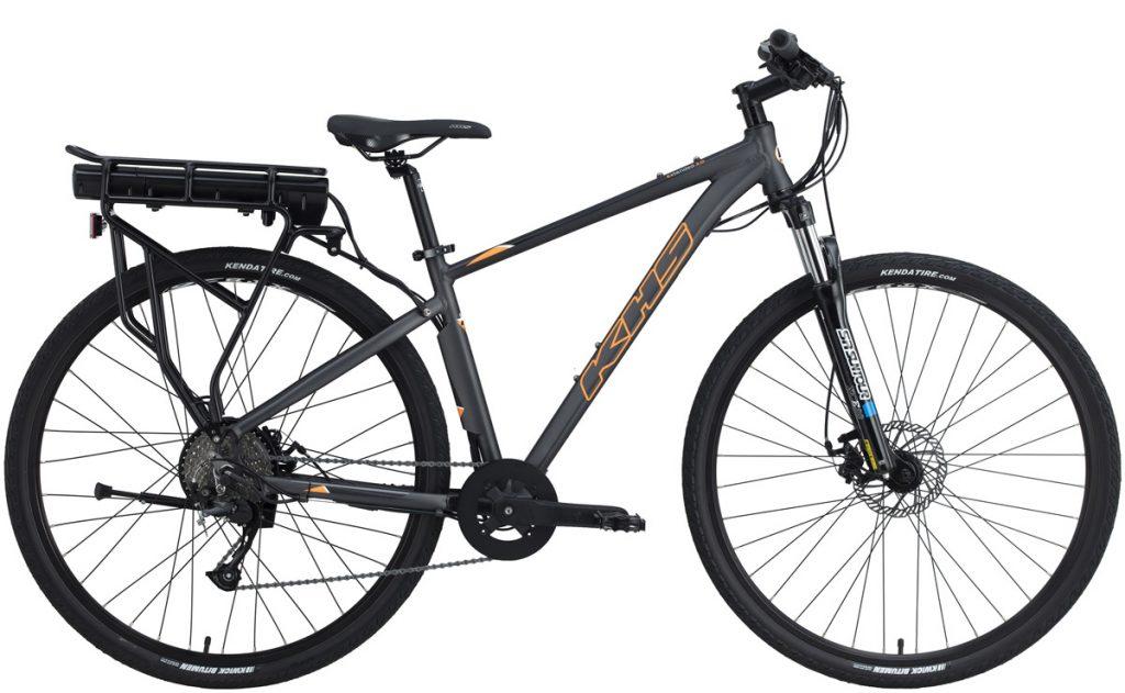 Rent a Comfort E-Bike