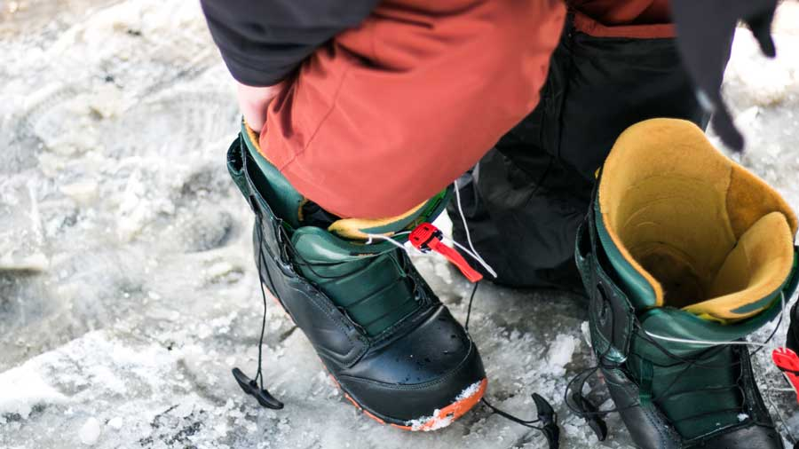 rent or buy snowboard boots