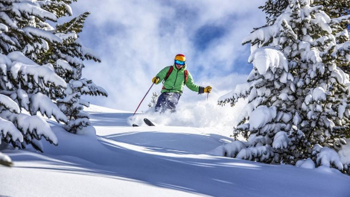 How Does Skiing Provide a Good Cardiovascular Workout in Mammoth Lakes, CA
