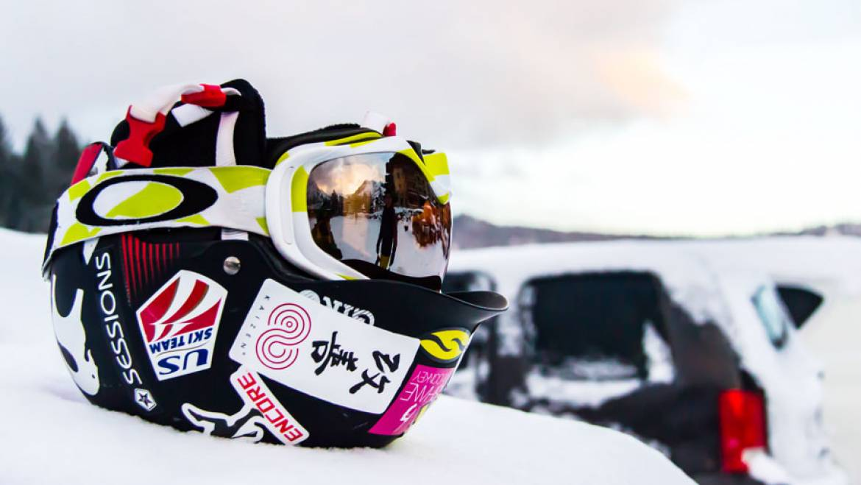 ski helmet aso mammoth