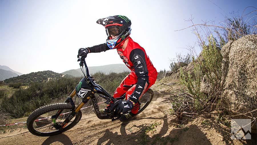 mammoth bike trails