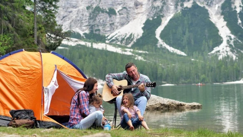 Mammoth Lake CA Camping