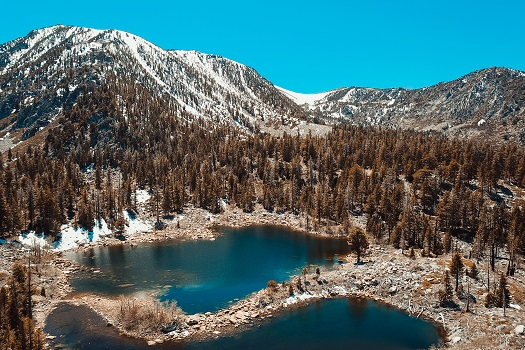 Mammoth Mountain Hike
