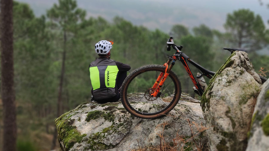 Rent a mountain bike