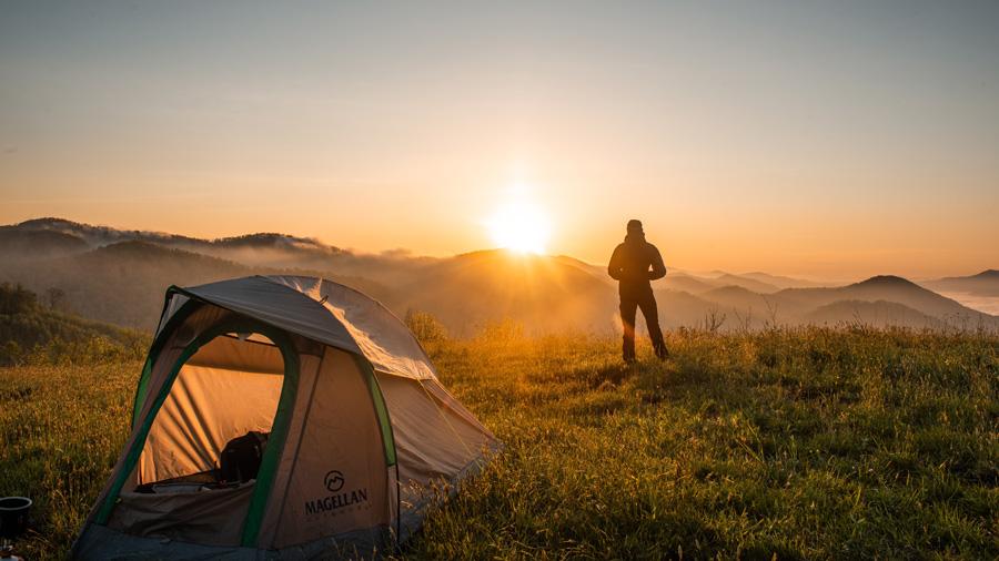 Covid conscious camping