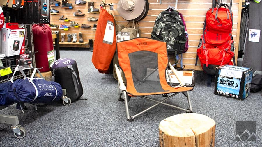 Mammoth Camping Gear